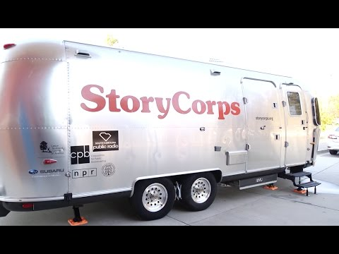 SCETV and SC Public Radio Welcome StoryCorps to Columbia, SC