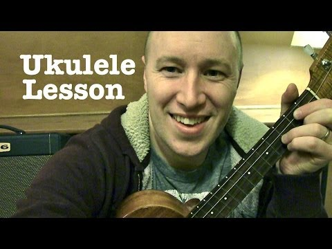 Baixar When I Was Your Man- Ukulele Lesson (TABS) Bruno Mars  (Todd Downing)