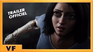 Alita : battle angel :  bande-annonce 1 VF