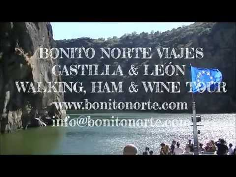 Castilla & León walking, ham & wine tour