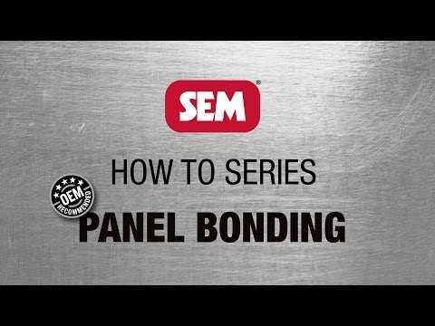 SEM How To Series: Panel Bonding