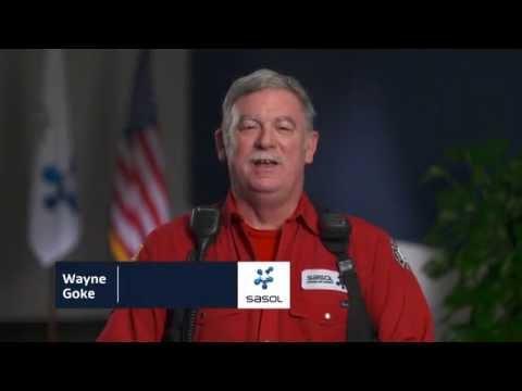 We're building...Careers| Wayne Goke, Safety and Emergency Response Superintendent, Sasol