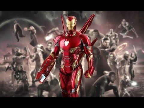 明年上映的《复仇者联盟4》,钢铁侠将会穿上全新战甲MK85