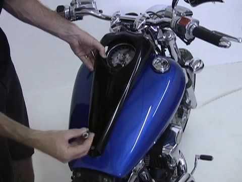 Yamaha Raider Reaper Storage Compartment Video