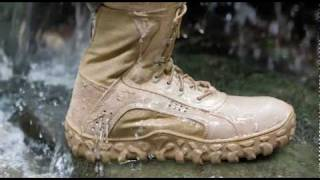 Rocky S2V Military Boot, and the New C4T Military Boot