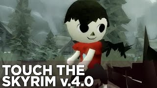 Touch the Skyrim Ep. 11: Nick and Griffin Do An ANIMAL CROSSING