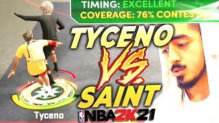 TYCENO vs SAINT GAME OF THE YEAR NEXT GEN NBA 2K21