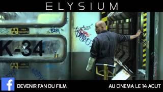 Elysium :  bande-annonce 2 VF