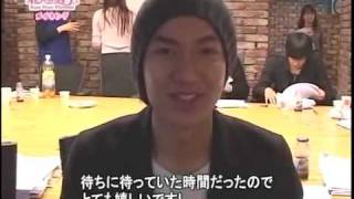 091011 BOF Making  花男  メイキング  日本語字幕  EP 1  3 1