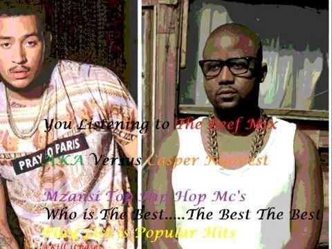 Okmalumkoolkat Gusheshe Mzansi Hip Hop mixed b...