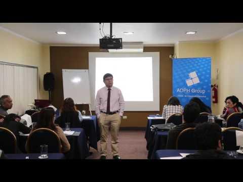 Programa de Especialización en Psicología Ocupacional. Módulo 3, Parte 4 (26/05/16)