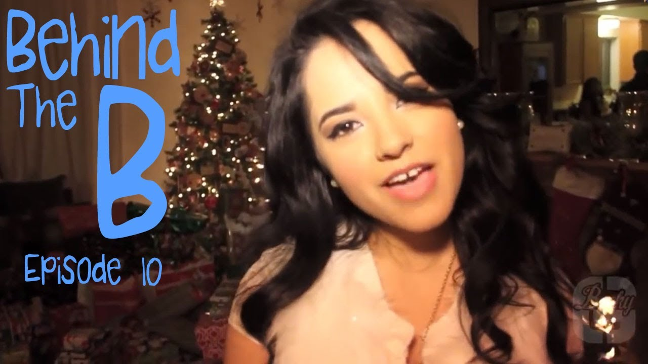Behind the B, Episode 10: A Becky G Christmas - YouTube