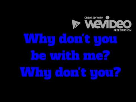 Old Dominion - Be With Me (Lyrics)