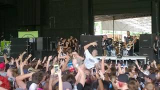 Memphis May Fire - Vices (Vans Warped Tour 2017, ATL)