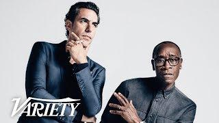 Sacha Baron Cohen & Don Cheadle - Actors on Actors - Full Conversation