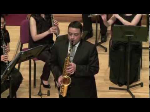 """Mystic Quest"" Saxophone Concerto by Satoshi Yagisawa"