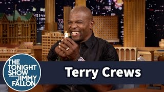 Terry Crews Forces His Family to Re-Watch His Lip Sync Battle