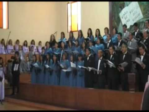 Heme Aqui...Coro Polifónico Catredral Pentecostal de Chile