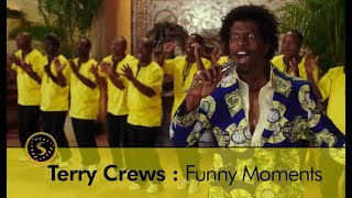 Terry Crews Funny Moments  [ Blended ]
