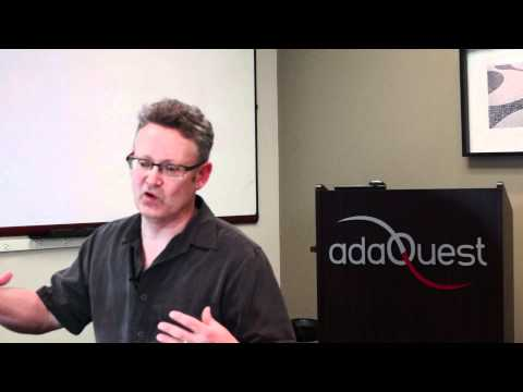 What's your adaQuest story? ... Paul D