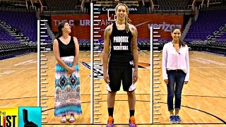 The 5 Biggest #TallGirlProblems