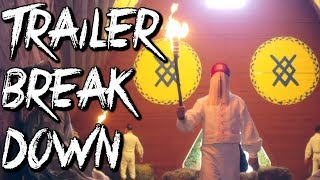 Midsommar First Teaser Trailer Breakdown - Trailer Talk
