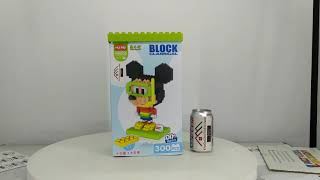 Mở hộp Huimei HM202 Lego Mickey Mouse MOC Mickey in diving suit giá sốc rẻ nhất