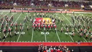 'Pitt State Marching Band - Sept. 21st, 2013 (Halftime)