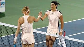 Highlights: WTA R1 - Garcia d. Safarova
