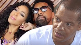 Peter Gunz FALLS OUT With Amina And Her New Boo On Instagram LIVE (Video)