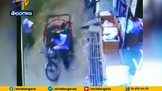Child Falls off Balcony: Lands on Seat of Passing Rickshaw..