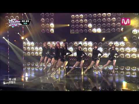 AOA_흔들려 (Confused by AOA@Mcountdown 2013.10.10)
