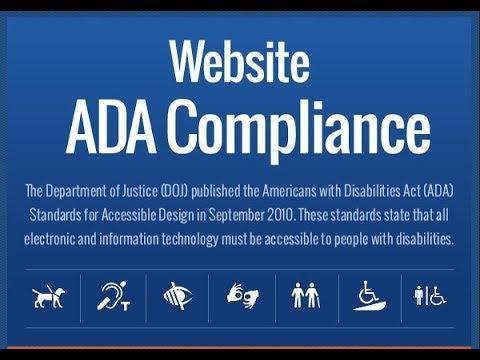 Webstix Creates ADA Compliant Websites Per Standards Set by WCAG 2.0