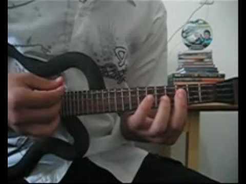Insegurança - Pixote: Mr. Cavaco ensina os acordes e a batida no cavaco