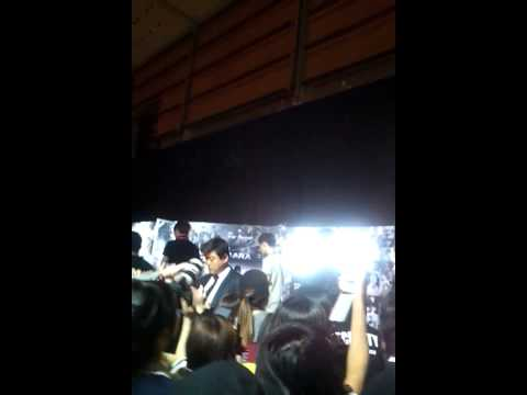 【FANCAM】120812 EXO S.M.ART EXHIBITION 1