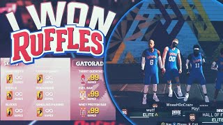 I Won 1st Place In Ruffles & Unlimited Boost For My 97 Overall 🤩🔥 Ruffles Tutorial !