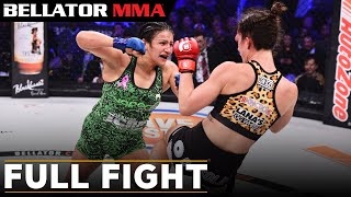 Bellator MMA: Veta Arteaga vs. Brooke Mayo FULL FIGHT