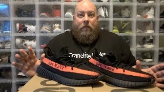 2017 Version YEEZY 350 V2 FAKES Are Exact Copies Now / WARNING VIDEO