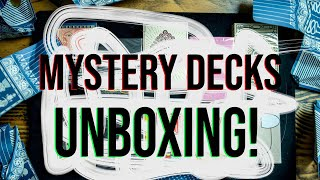 ART OF PLAY - Mystery Decks - Christmas Unboxing!