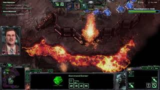 Starcraft 2 Tychus Co op Brutal Lava Mission | No Medic
