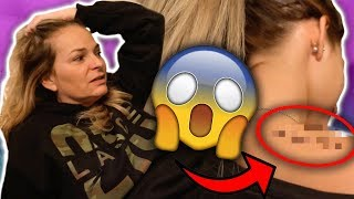 SURPRISING PARENTS WITH FIRST TATTOO (SO MAD)