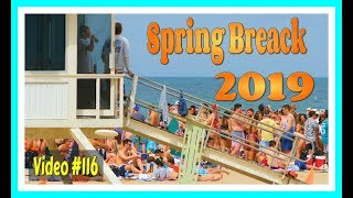 Spring Break 2019 / Fort Lauderdale Beach / Video #116