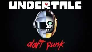 Megalovania vs Harder Better Faster Stronger [Undertale Daft Punk]