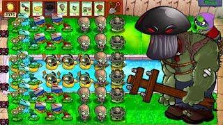 Plants vs Zombies Mod ZomPlant vs Mod ZomBotany: TEAM ZOMPLANT vs GARGANTUAR FIGHT!