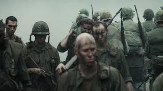 The Post Vietnam Battlefield Scene