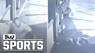 Ex-Georgetown Star Victor Page, Violent Incident Caught On Video   TMZ Sports