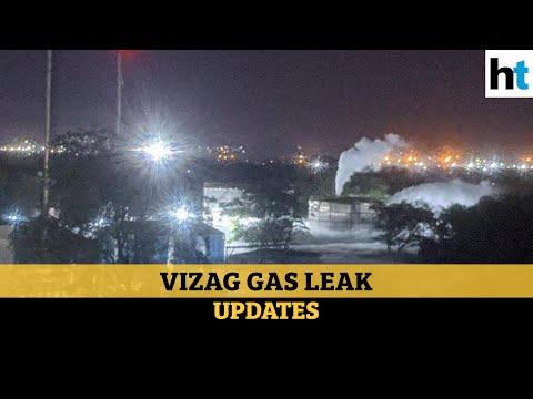 NDRF refutes 2nd gas leak rumours at Vizag