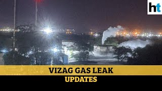 NDRF refutes 2nd gas leak rumours at Vizag..