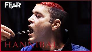 Hannibal Feeds Paul His Own Brain | Hannibal (2001)