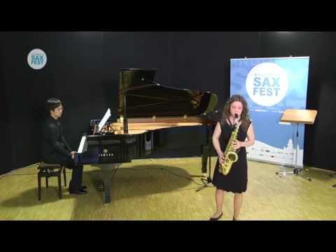 Laia García Ballester - Fase Eliminatòria - ANDORRA SAX FEST'14